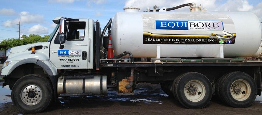 Equibore - Horizontal Directional Drilling